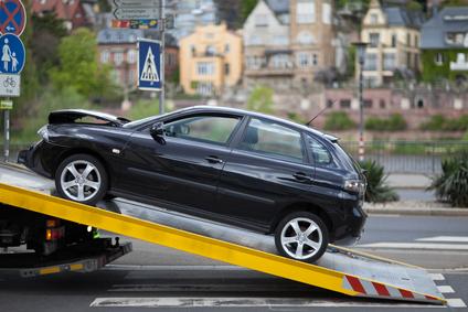 Unfallwagen